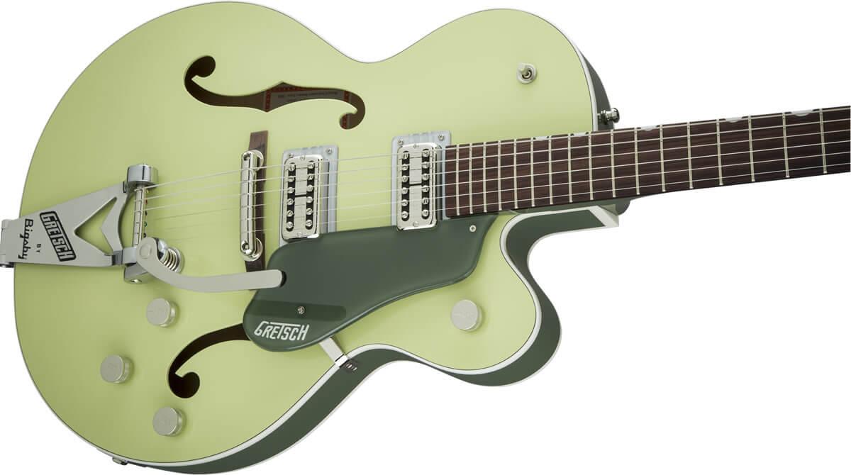 フィルタートロン搭載ギター