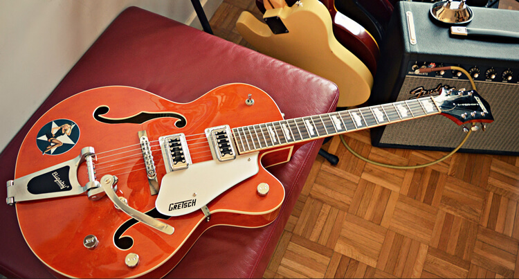 グレッチ・エレキギター