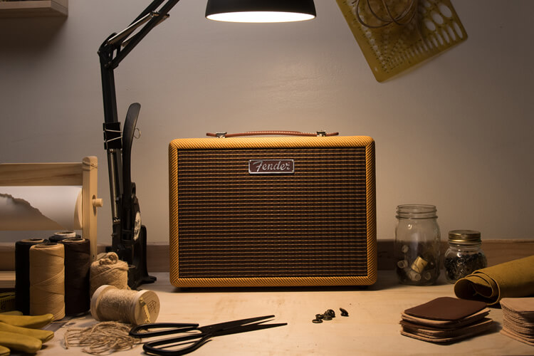 Monterey Bluetooth Speaker TWEED
