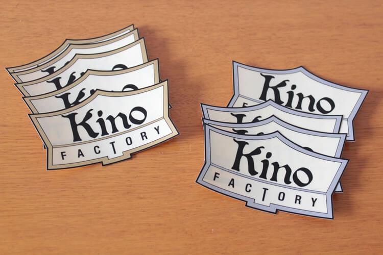 KINO FACTORY:ステッカー