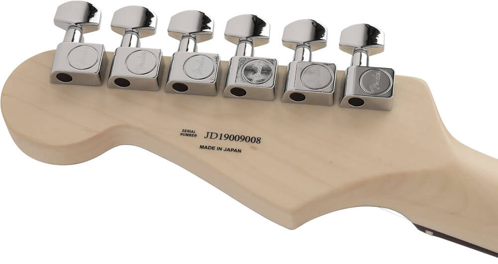 Aerodyne II Stratocaster:ペグ