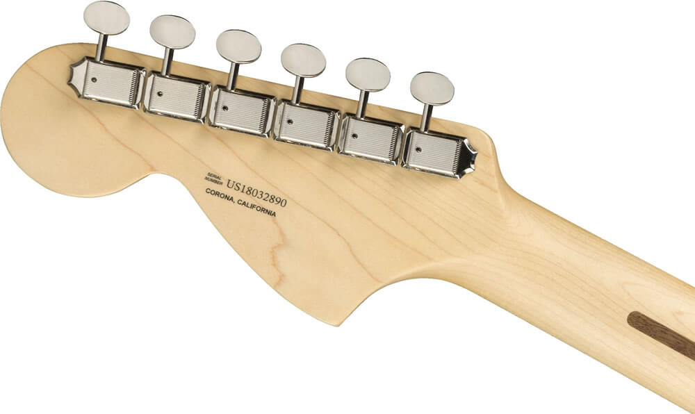 American Performer Stratocaster:ペグ