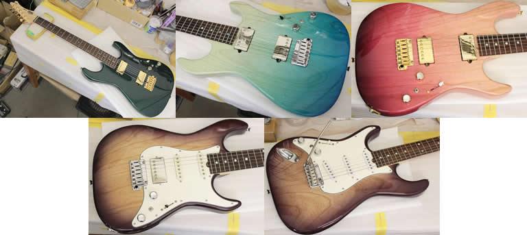 KINO FACTORY:5本のギター