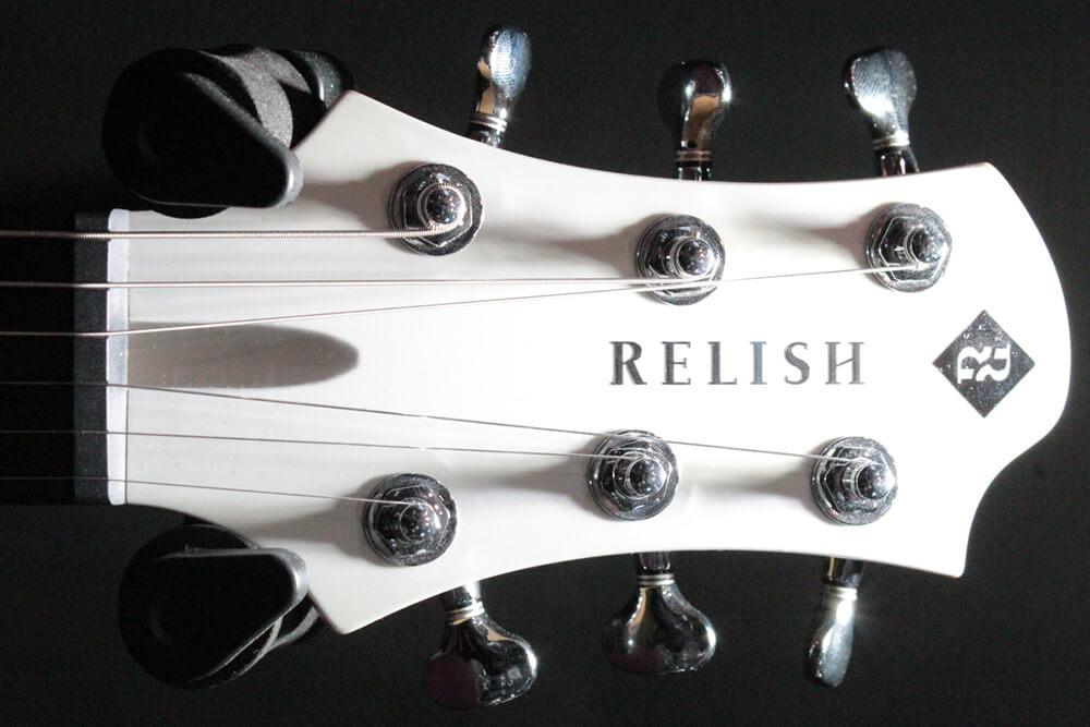 Relish Guitars:ヘッド