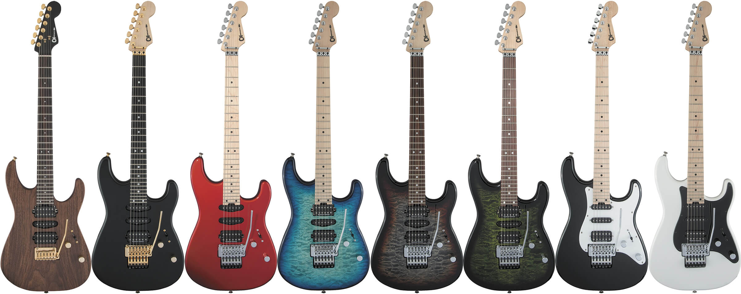 Charvel MJ Series