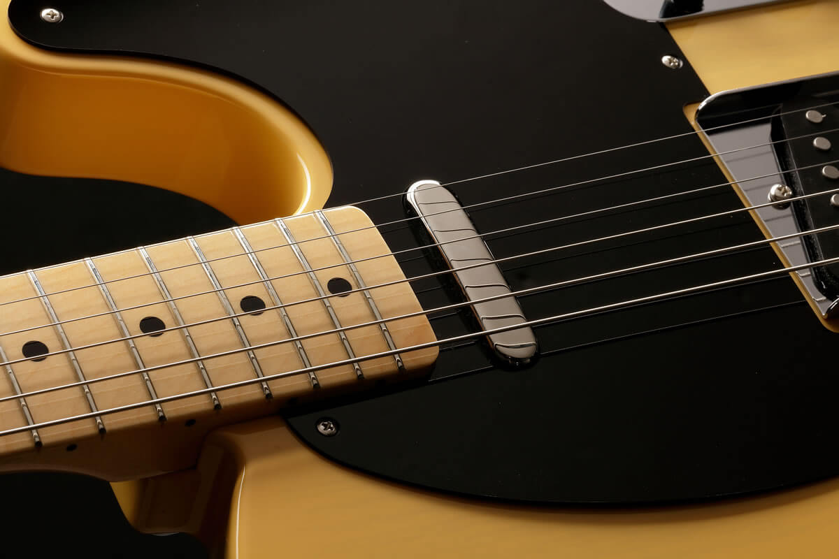 MADE IN JAPAN HERITAGE Telecaster:ネック