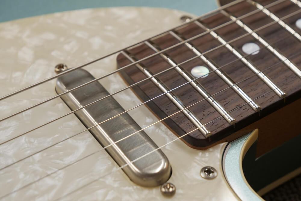 Black Smokerのギター