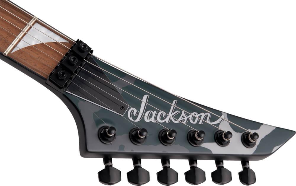 Jackson X Series:ヘッド