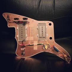 Fender Mustang Guitar Wiring Diagram How A Water Softener Works Vintage Jazzmaster Great Installation Of 1958 Rothstein Guitars Rh Mod Com 1965 Body