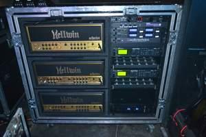 Syn Gates A7x Guitar Amp Live Rig