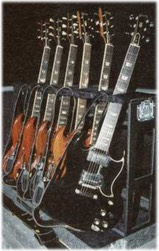 Angus Young AC/DC Gibson Guitars