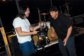 Dave Grohl Guitar Tech Gibson