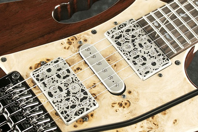 New Woody Steve Vai Signature Model Jem For 2016 Guitar