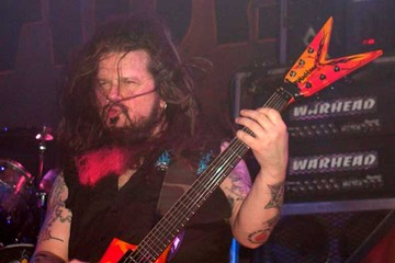 Dimebag Live with Warhead Amps