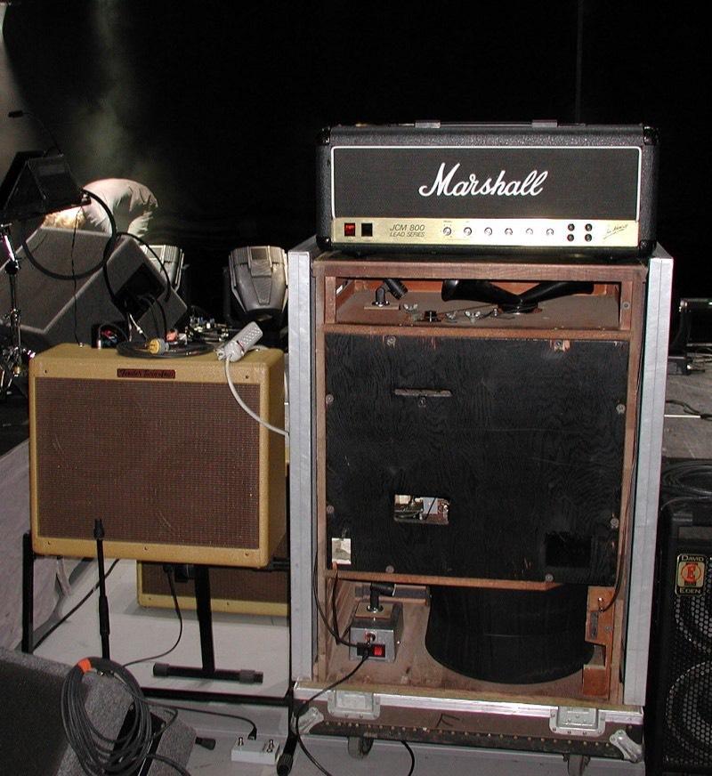Eric Clapton Guitar Rig