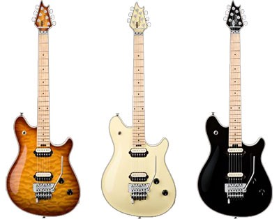 EVH Wolfgang trio