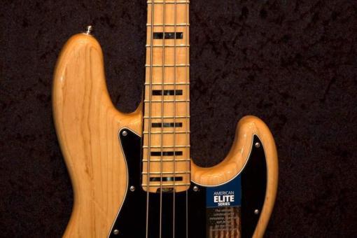 E-Bass im American Guitar Shop 5