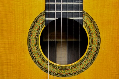 Flamenco Gitarre Ricardo Amador