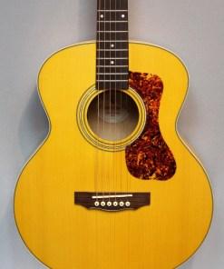 Guild Jumbo Junior Ahorn Western-Gitarre 5