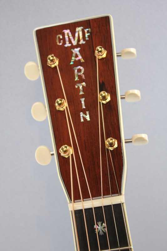 Martin Guitars im American Guitar Shop