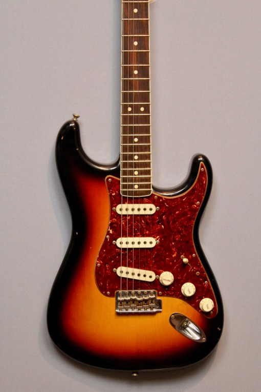 Fender Custom Shop Stratocaster 34