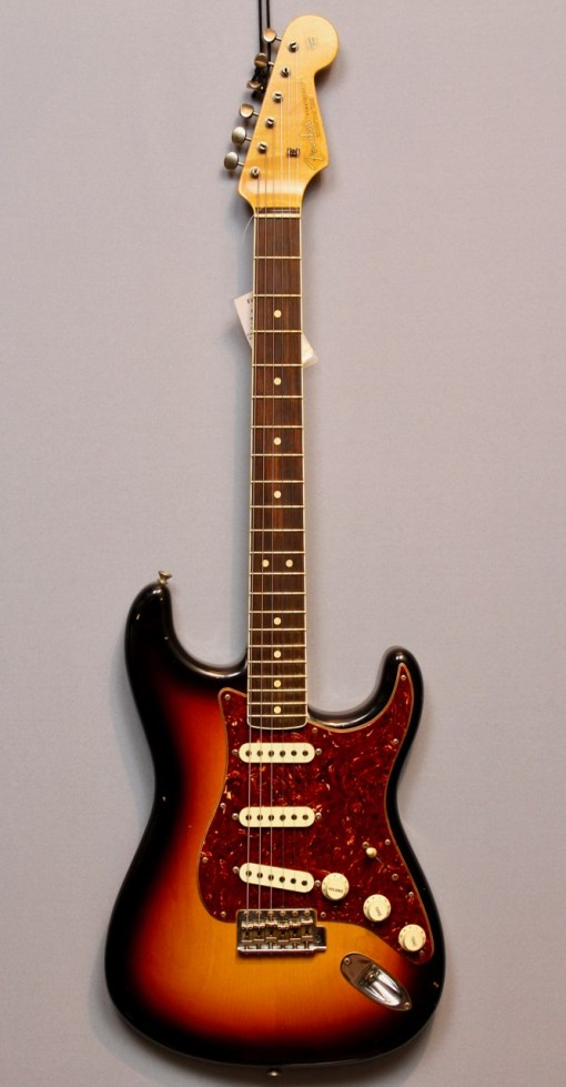 Fender Custom Shop Stratocaster 23