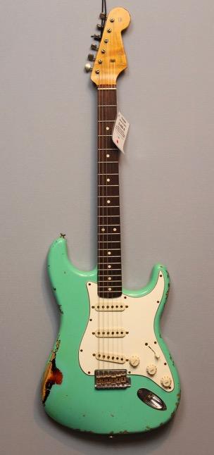 Fender Custom Shop Stratocaster 14