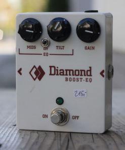 Diamond EQ Boost Pedal