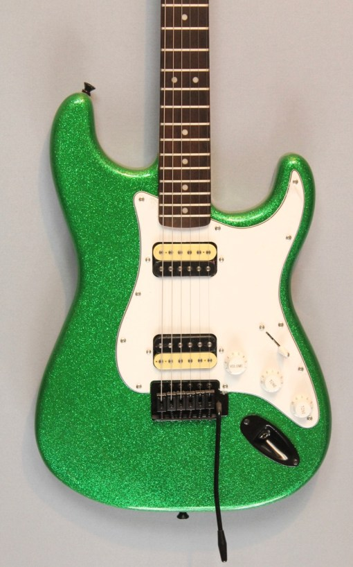 Affinity Strat Candy Green