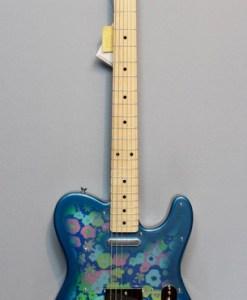 Fender FSR '69 Telecaster Blue Flower