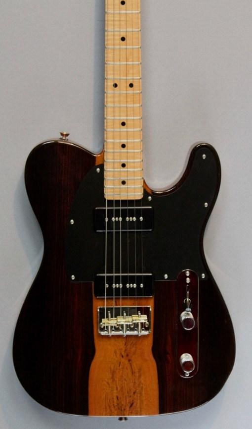 Fender FSR Exotic Collection Malaysian Blackwood Tele