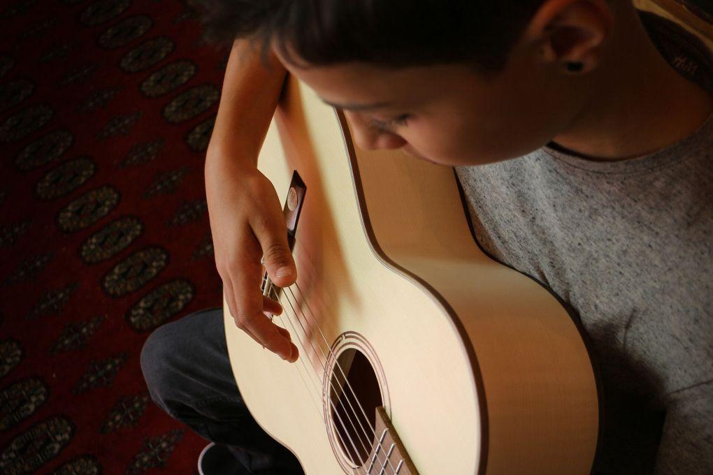 Gitarren für Schüler im guitar shop in Berlin