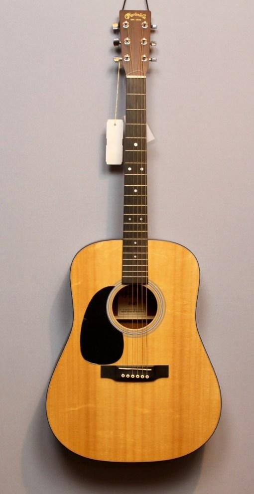 Linkshand-Gitarre