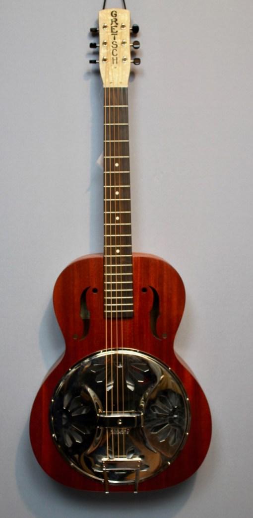 Gretsch G 9200 Boxcar Resonator Gitarre