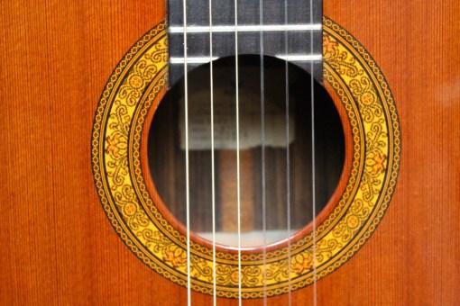 K.Yairi V-1000 Konzertgitarre
