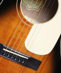 SILVERTONE 604-AVS Folkgitarre1