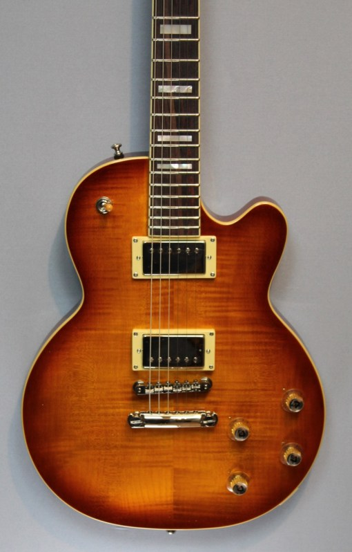 Guild Bluesbird Iced Tea Burst2