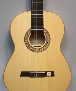 Höfner HGL5 Green Line Konzertgitarre4