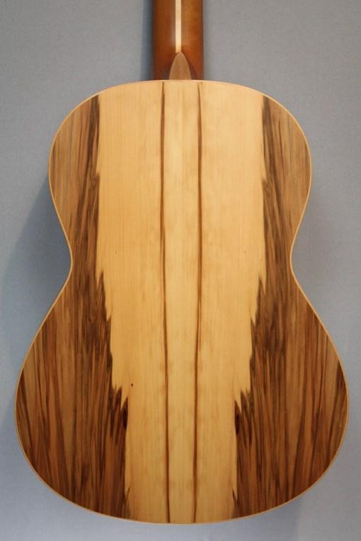 Höfner HGL5 Green Line Konzertgitarre1