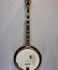Gold Star GF-200 5 String Flathead Banjo – American Guitar Shop - Gita7