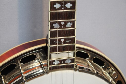 Gold Star GF-200 5 String Flathead Banjo – American Guitar Shop - Gita6