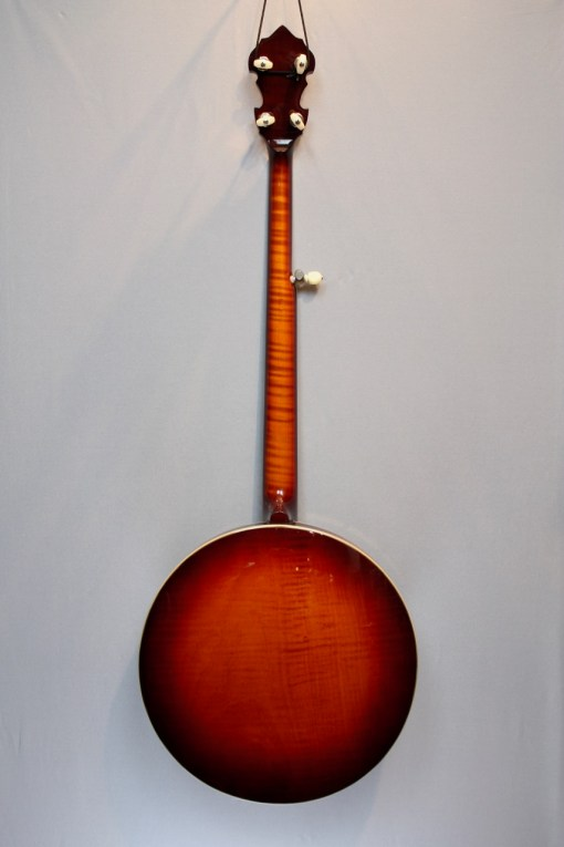Gold Star GF-200 5 String Flathead Banjo – American Guitar Shop - Gita2