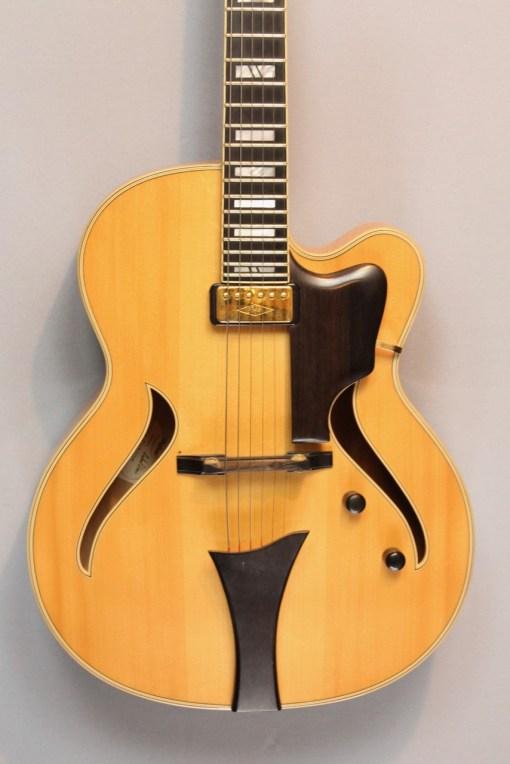 HÖFNER JAZZICA CUSTOM HJC-N-0 E-Gitarre