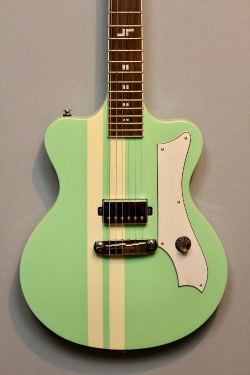 Italia Speedster Green E-Gitarre