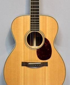 Santa Cruz Guitars Custom Cocobolo OM