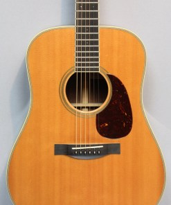 Santa Cruz Guitars D Westerngitarre
