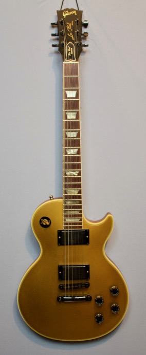 Gibson Les Paul Slim Gold Top