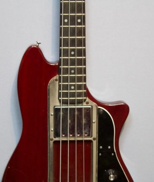 Ovation Magnum Bass Vintage Gitarren im American Guitar Shop