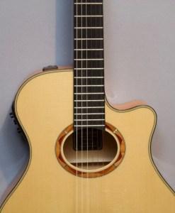 Yamaha NCX900FM Konzertgitarre
