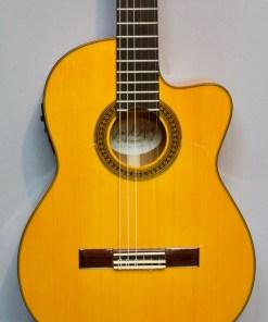 Angel Lopez CF1246CFI Konzertgitarre mit Tonabnehmer